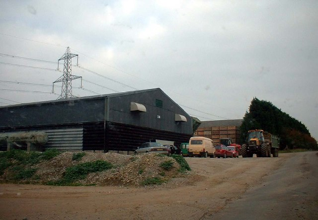 Horkstow Road - Agricultural Store Building
