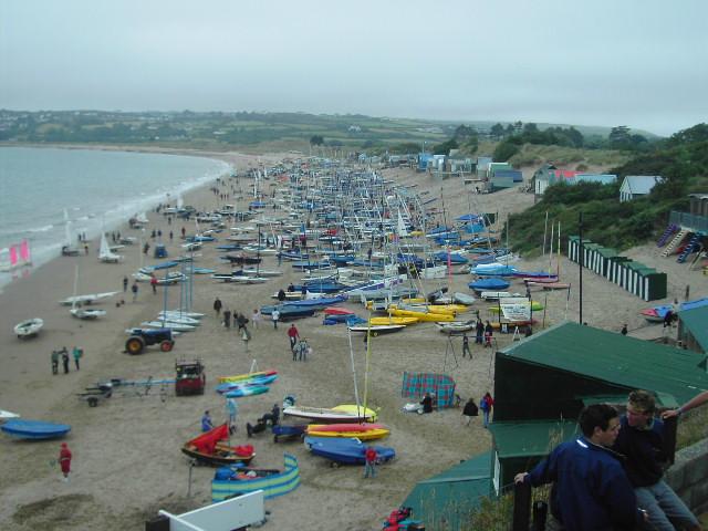 Abersoch Beach