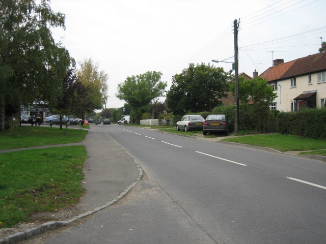 Main Road looking north-west