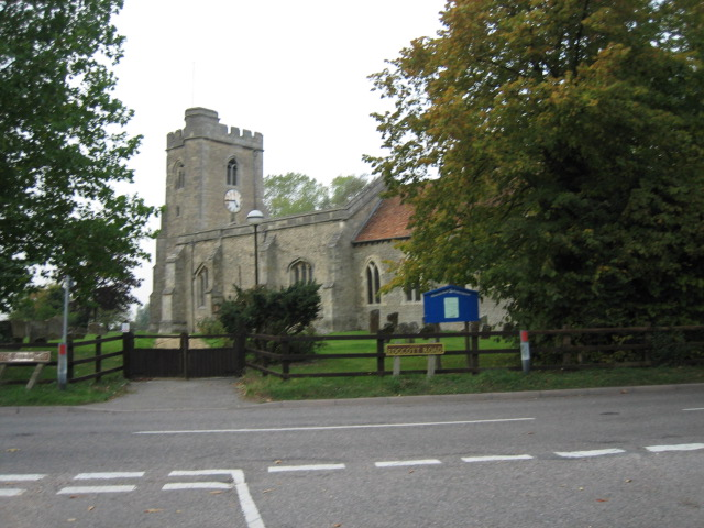 Church of St Leonard, Grendon Underwood
