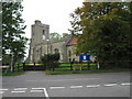 SP6720 : Church of St Leonard, Grendon Underwood by Jon S