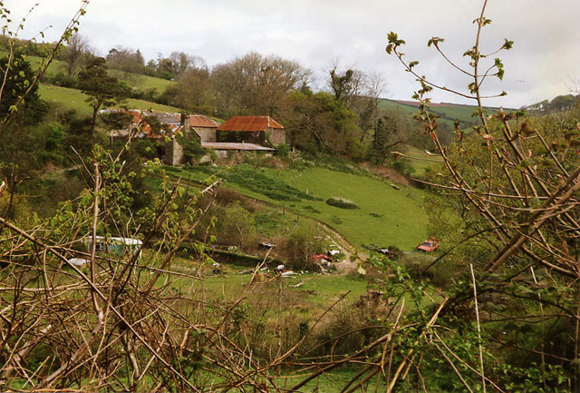 Modbury: Coombe Farm