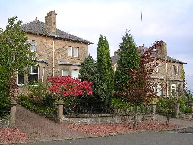 Station Road, Bardowie