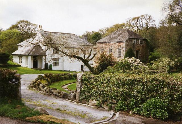 Shaugh Prior: Shaugh Mill