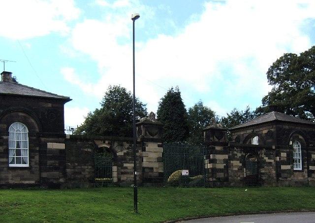 Lions Lodge, Smithy Bridge Lane, Brampton