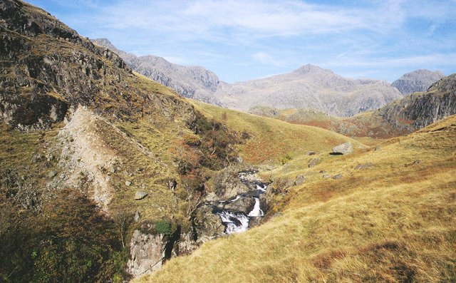 River Esk , Upper Eskdale.