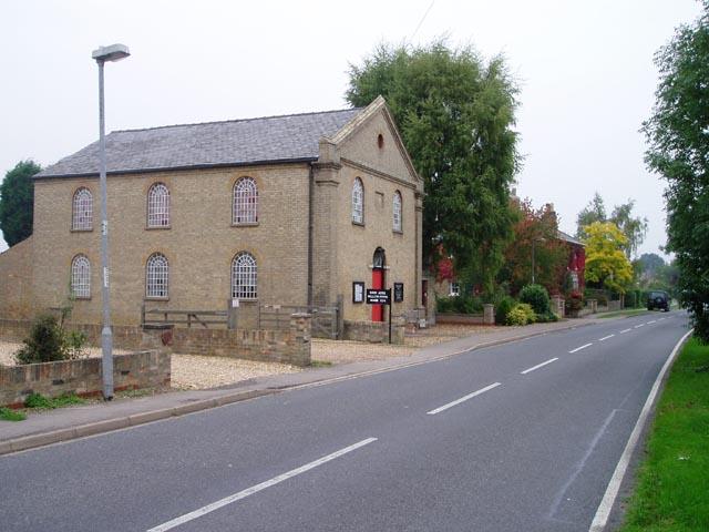 Landbeach and Milton Baptist Church