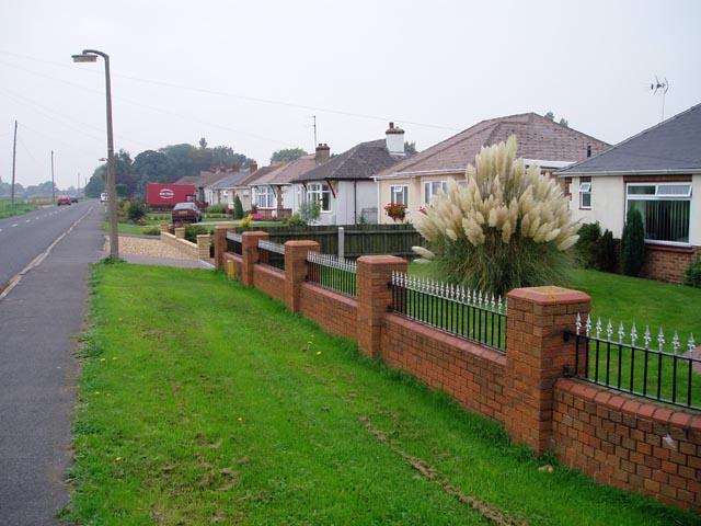 Bungalows in Landbeach