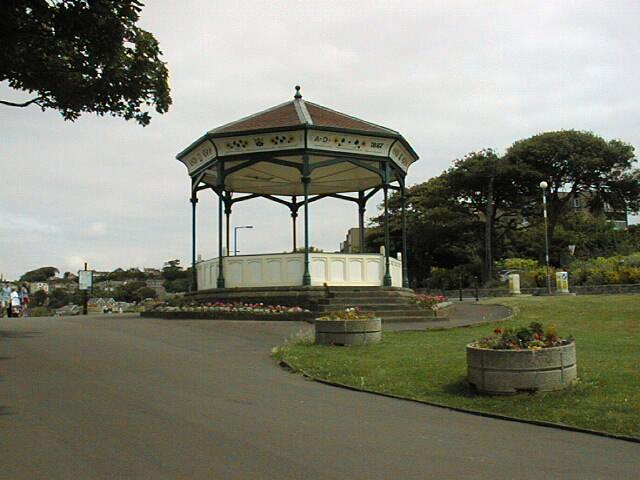 Clevedon Bandstand