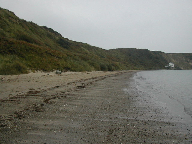 Sea Cliffs at Porth Dinllaen