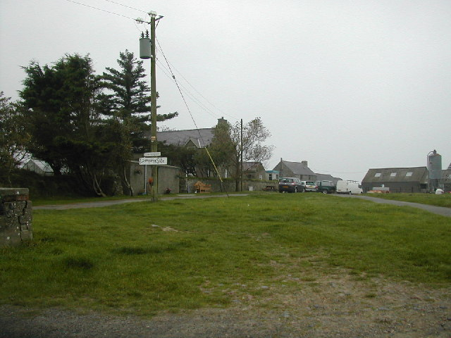 Porthysgadan Farm and campsite