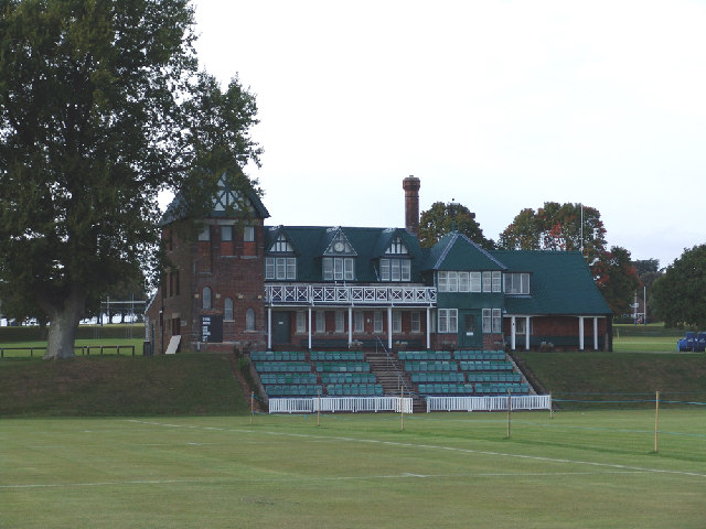 Marlborough College cricket pavilion