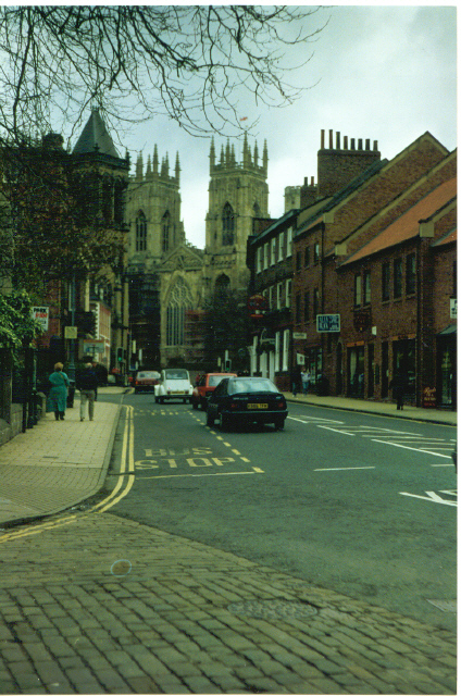 Catholic and Anglican in York