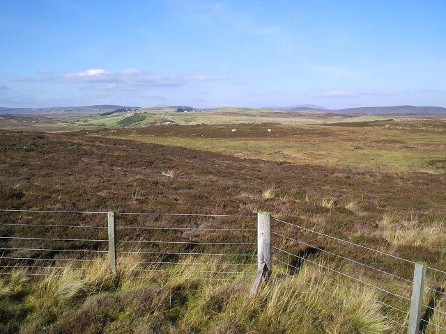Standing Stones Between Glenelg and Achnagarron