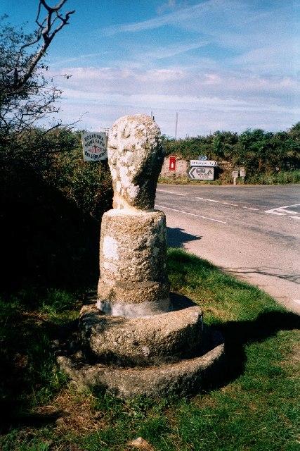 Boskenna Cross