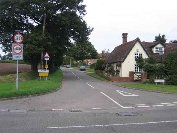High Street, Sutton, Beds