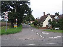 TL2247 : High Street, Sutton, Beds by Rodney Burton