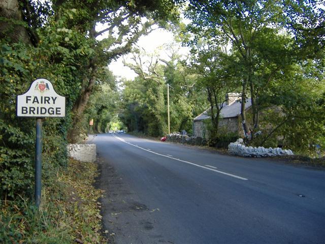 The Fairy Bridge / Isle of Man