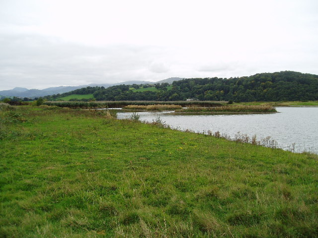 RSPB reserve Conwy