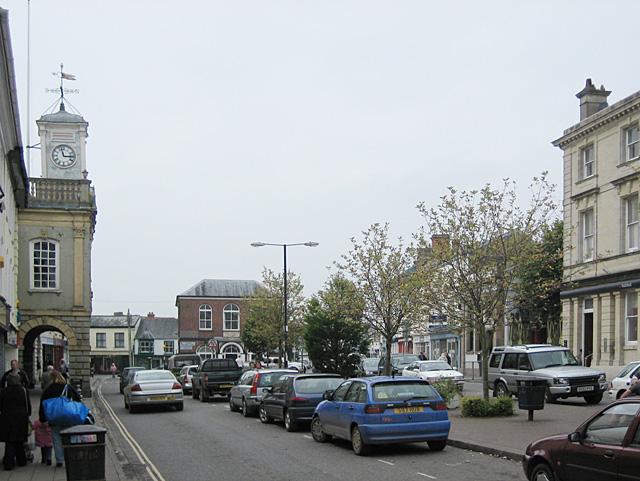 South Molton