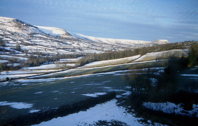 Olchon Valley, nr Longtown