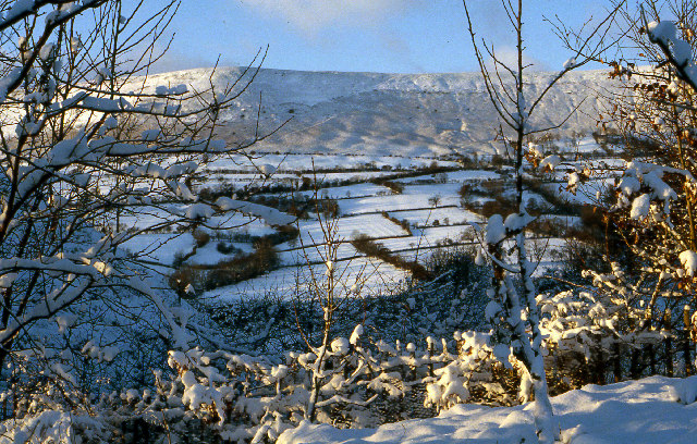 Mountainside, Turnant,  Herefordshire