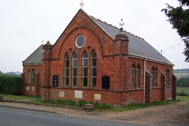 Bowcombe Methodist church
