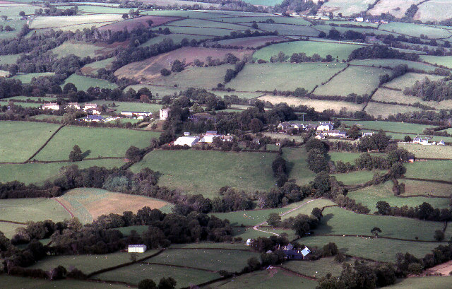 Longtown village, Herefordshire