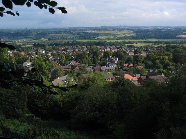 Overton, Frodsham, and the Weaver Valley