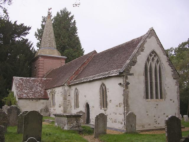 The Parish Church of St Nicholas, Brockenhurst, New Forest