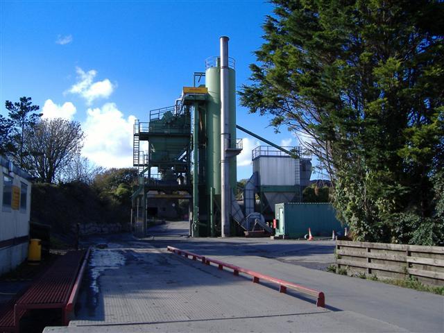 Quarry  industrial building/ Billown