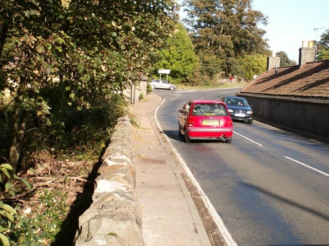 Cairnie cross roads