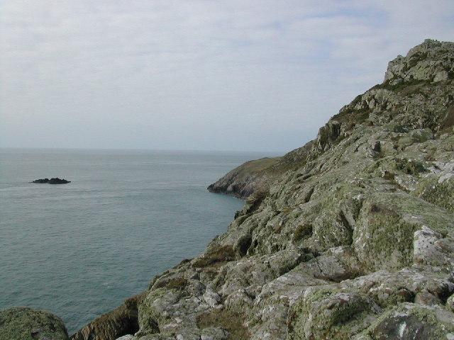 Cliffs at Pen Y Cil