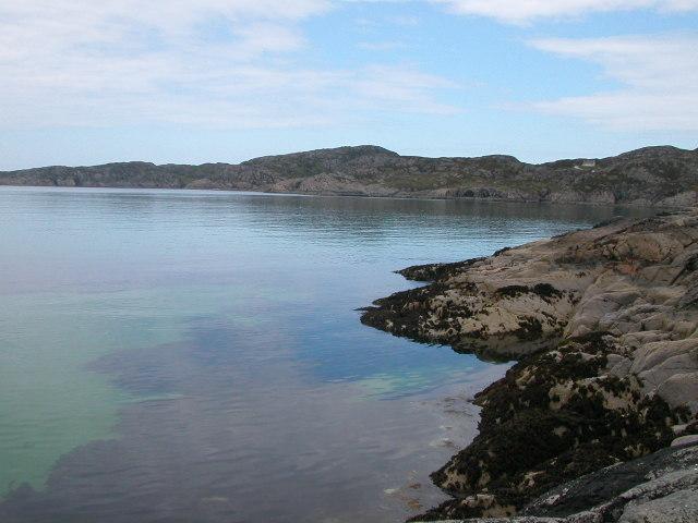 Achmelvich Bay