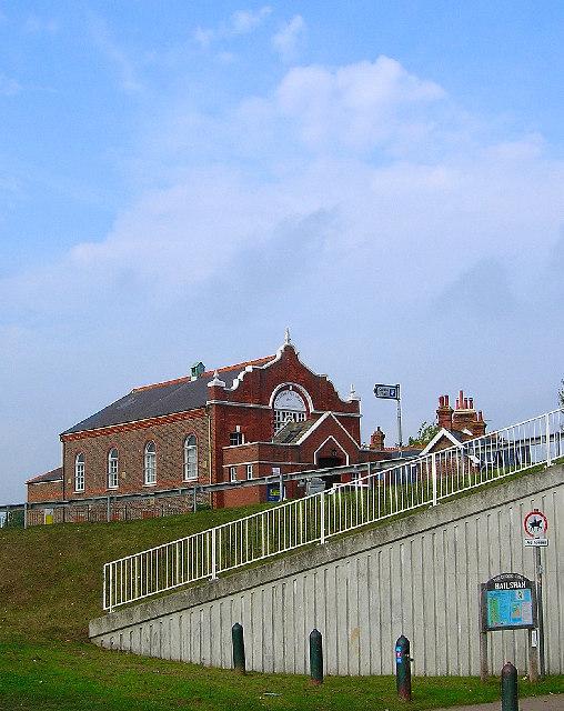 Hailsham Free Church, Western Road, Hailsham