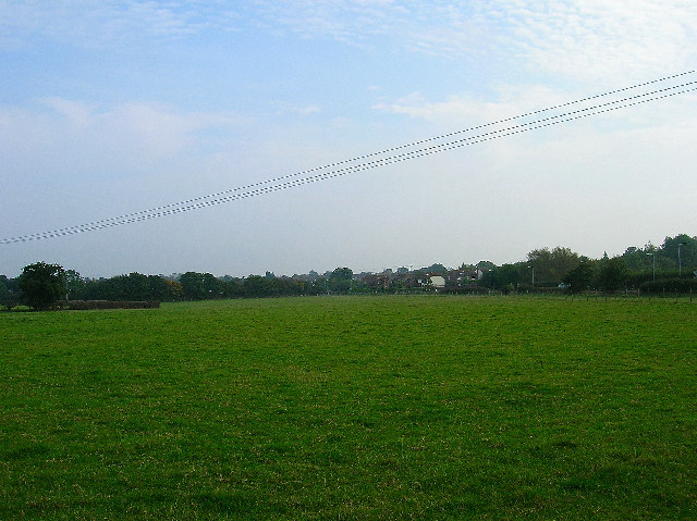 Looking east towards Hailsham