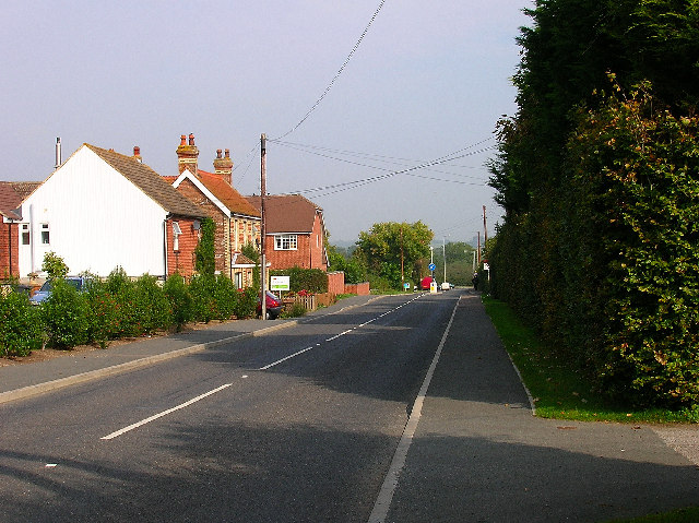 Coldharbour Road, Lower Dicker