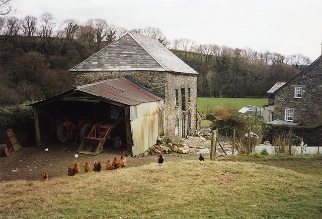 Lewannick: Trelaske Mill