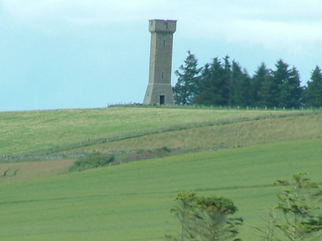 The Prop of Ythsie, Near Tarves, Aberdeenshire