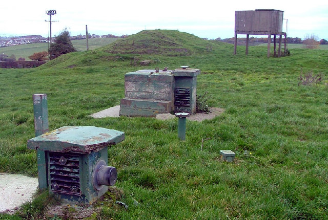 Joppa Royal Observer Corps Post
