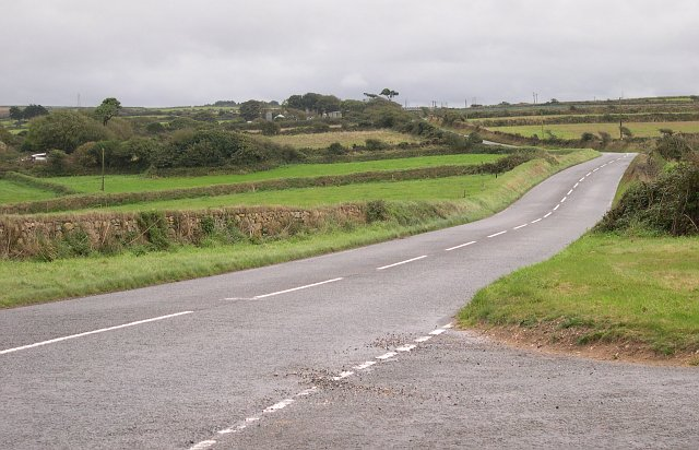 The Road To Perranporth