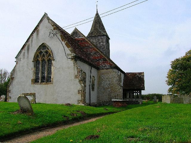 St Bartholomews Church, Chalvington