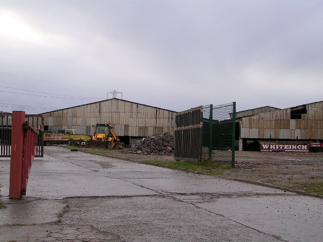 Whiteinch Demolition, Waste and Recycling Centre