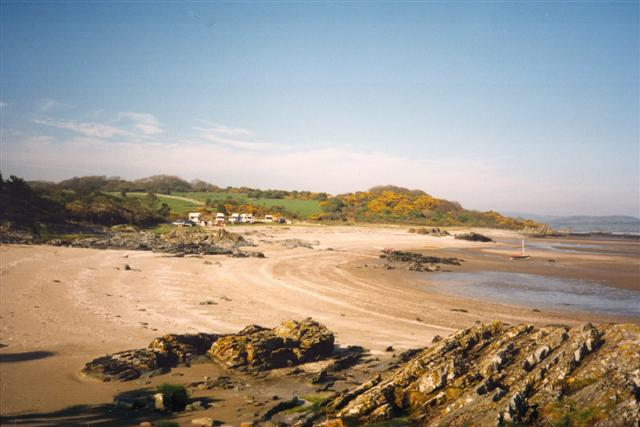 Low Tide at Newton Farm Bay