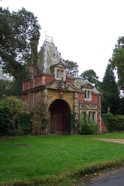 North Lodge, Brockenhurst Park