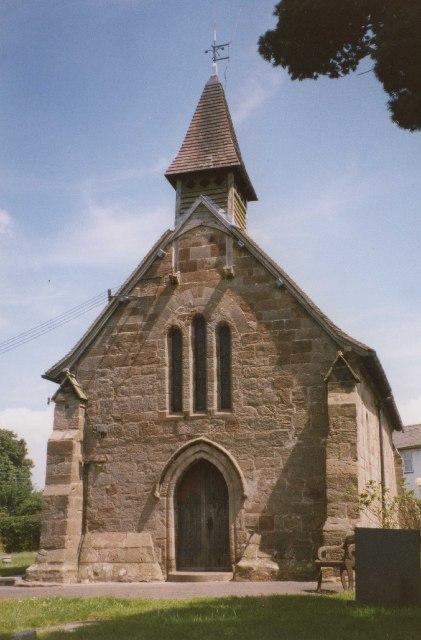 Coppenhall Church