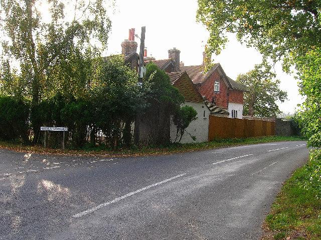 Robin Post, near Hailsham