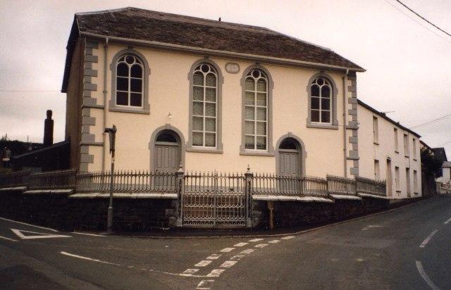 Chapel, Cynwyl Elfed