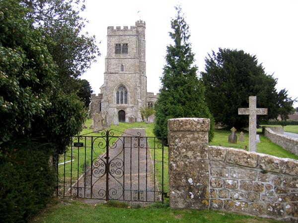 Harrietsham parish church, Kent