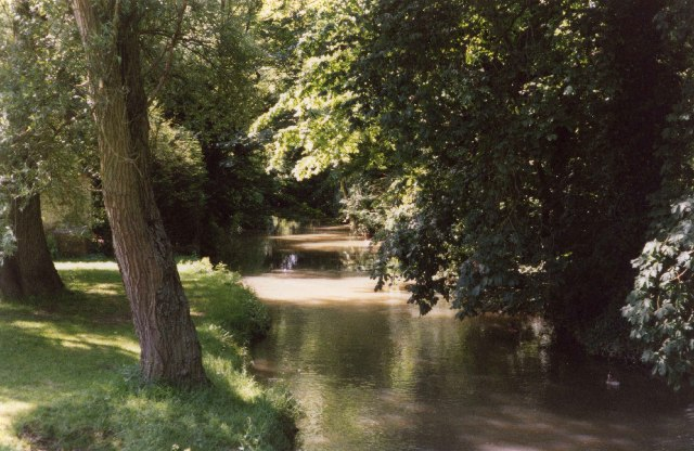 River Chater, Ketton